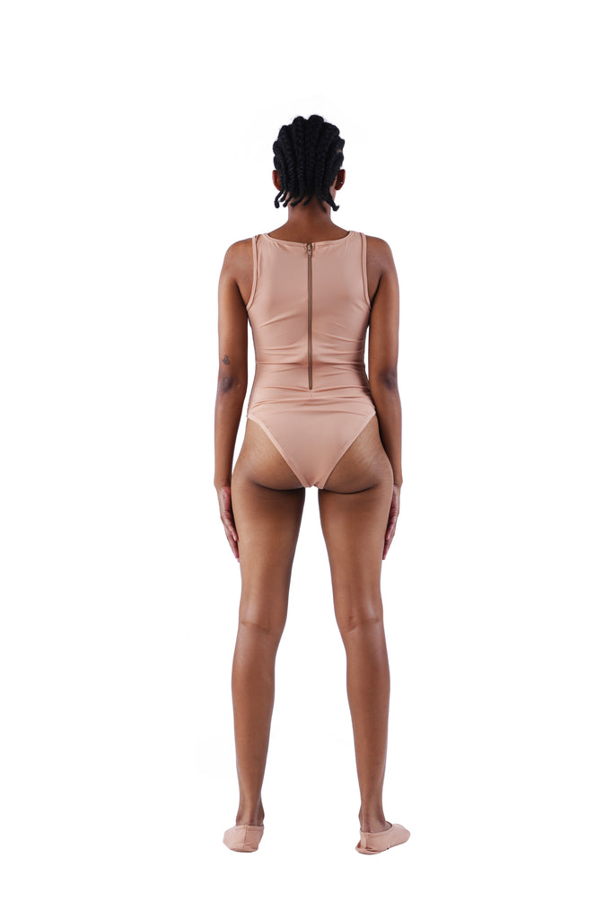 The Leotard - Nude 01