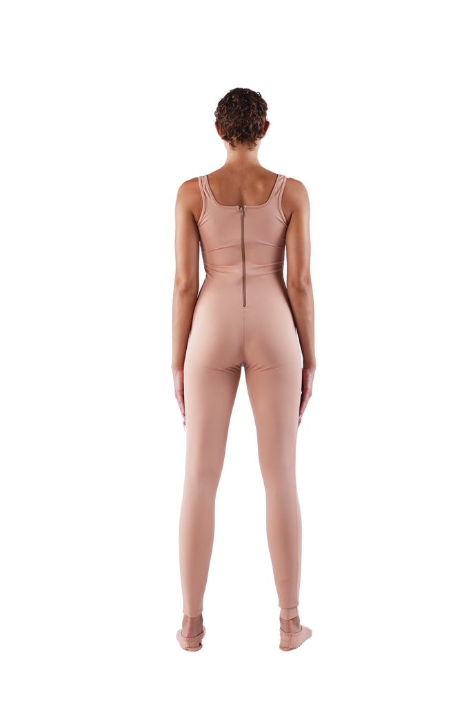 The Jumpsuit - Nude 01