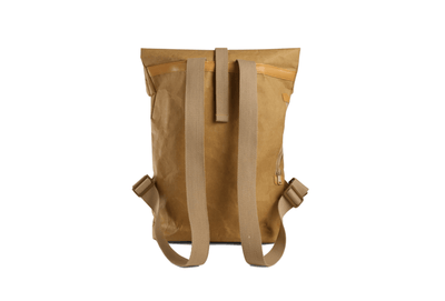 The Explorer - Humming Kraft, Washable Kraft Backpack, Bag