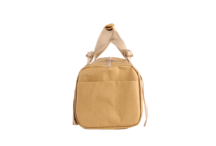 The Duffle - Humming Kraft, Washable Kraft Backpack, Bag