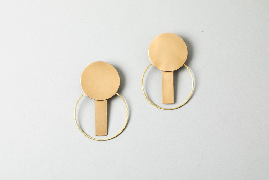 Moonrise Earring
