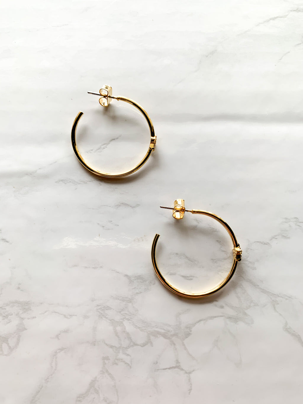 Shine Bright Hoop Earrings