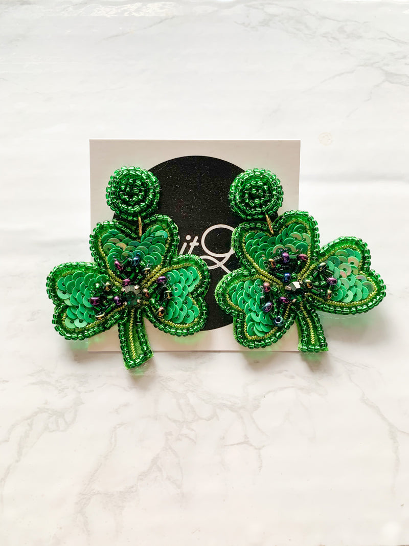 St. Patty's Earrings