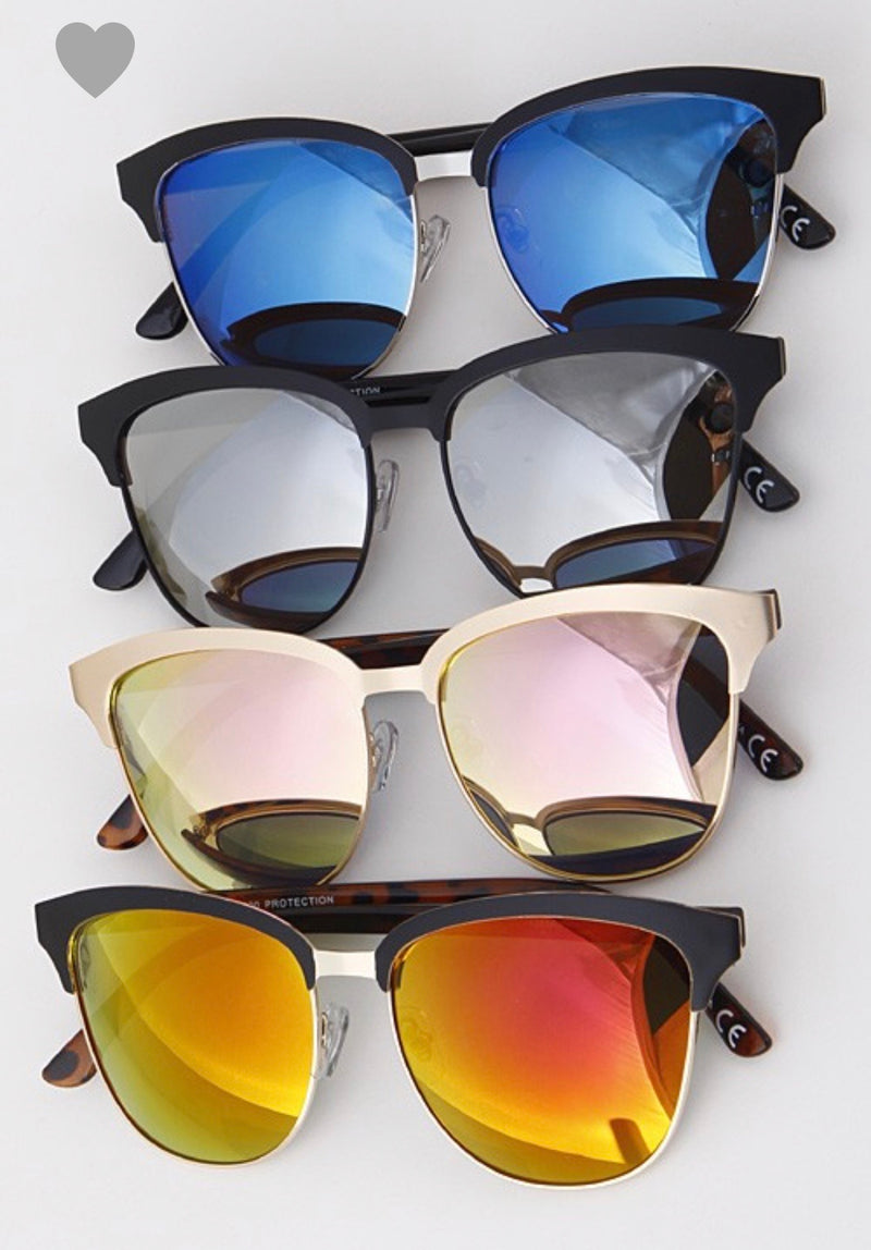 Summer Vibes Sunglasses