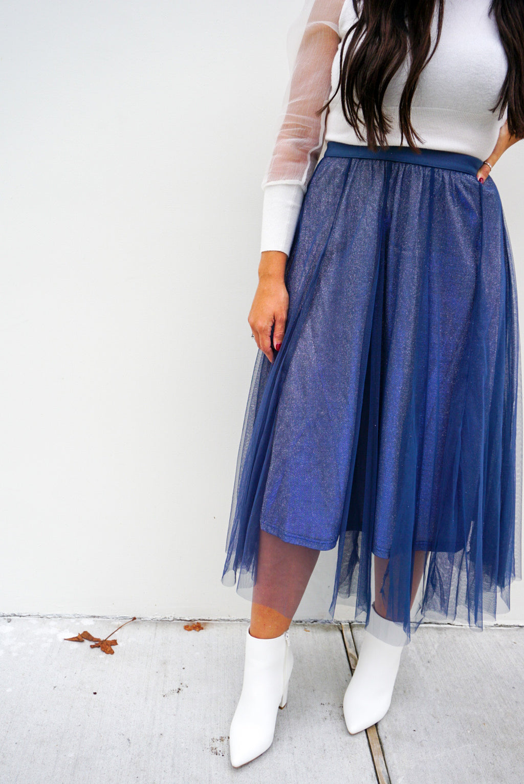 Ready, Set, Sparkle Skirt