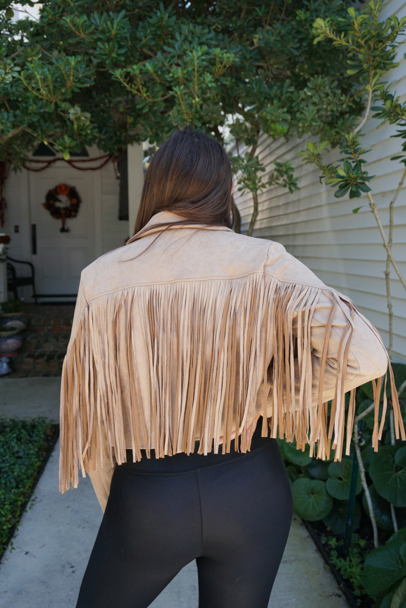 Western Flair Jacket