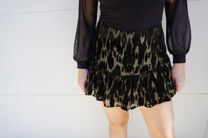 Holiday Time Skirt