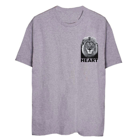 Men's Lion Heart Classic T-Shirt