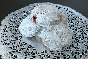 Sufganiyot (Jelly Donuts)