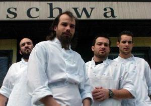 The men of SCHWA