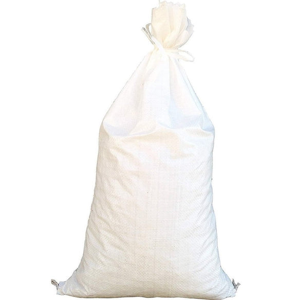 Empty Poly Sandbags - Size: 18-inch x 30-inch (1600 UV Hours)