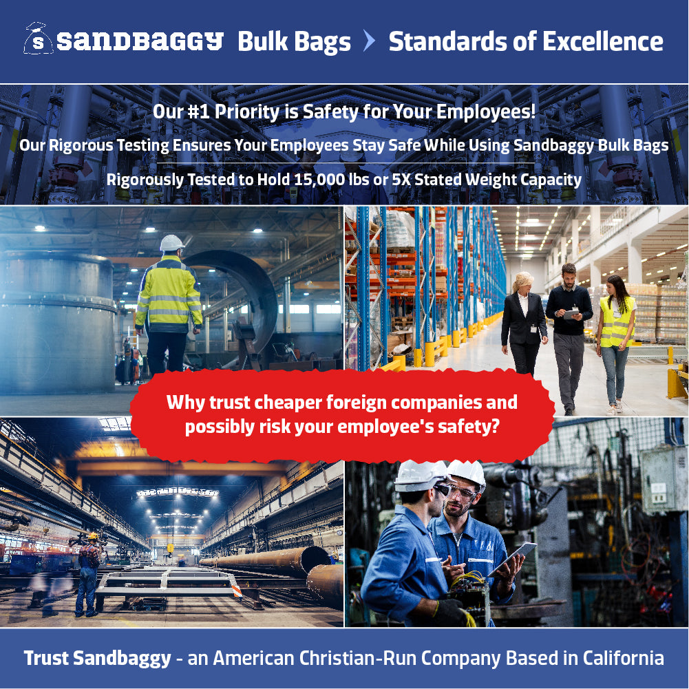bulk bags standards of excellence