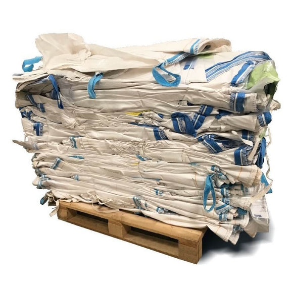FIBC Bulk Bags - Empty Bags with 2,000 to 3000-Pound Weight Capacity - 35