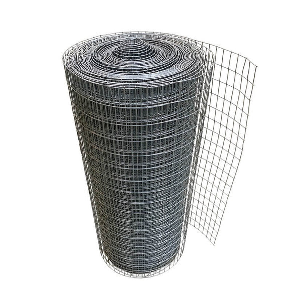 Turtle & Tortoise Fence - Galvanized Welded Wire Mesh Fencing (3 ft by 100 feet)