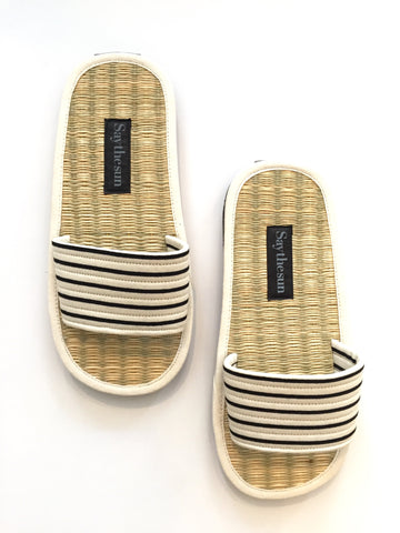STRIPED SLIDES