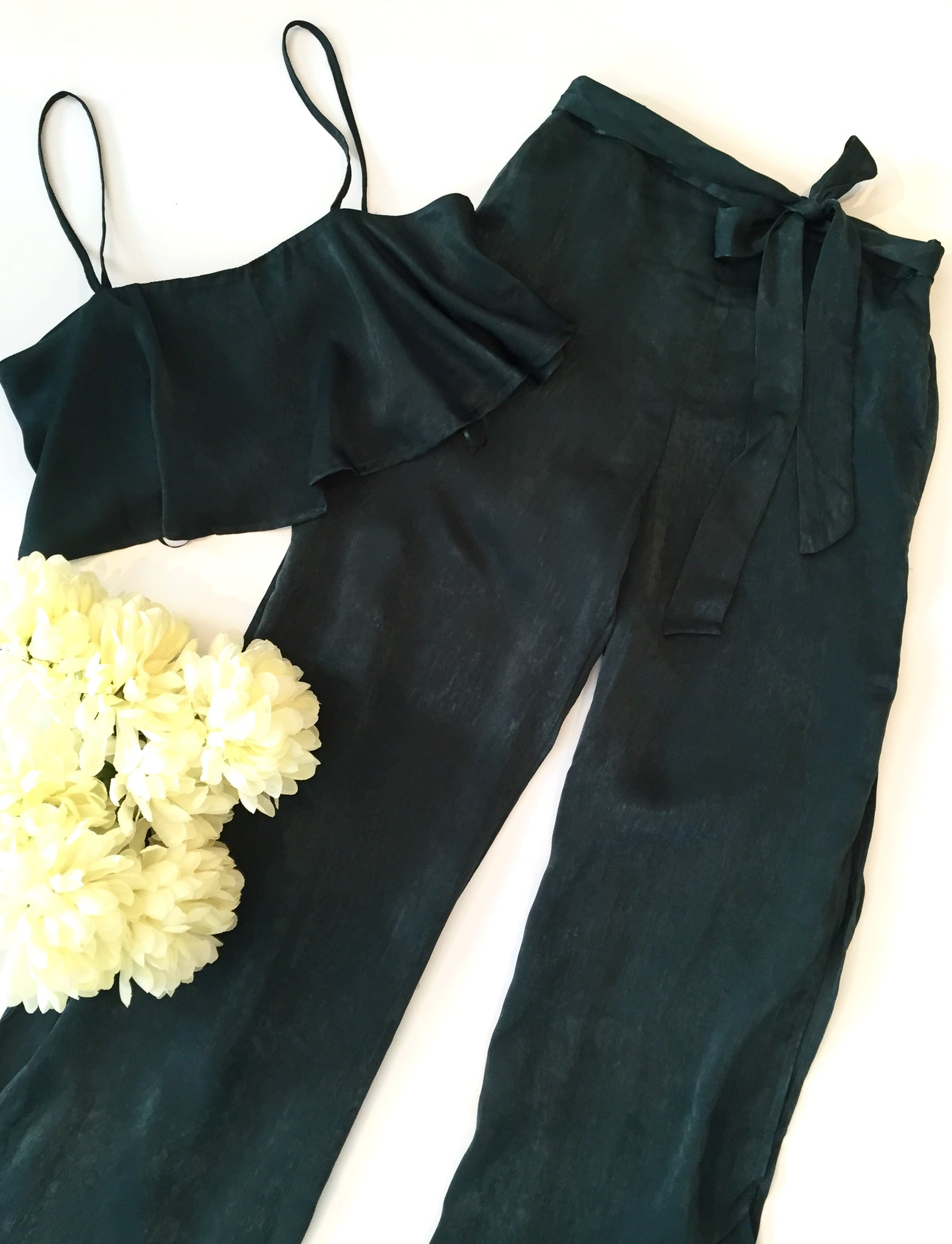 ROOFTOP PARTY PANT SET