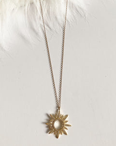SOL NECKLACE