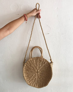ISLA STRAW BAG