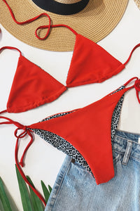 MAMACITA TIE SIDE BIKINI SET