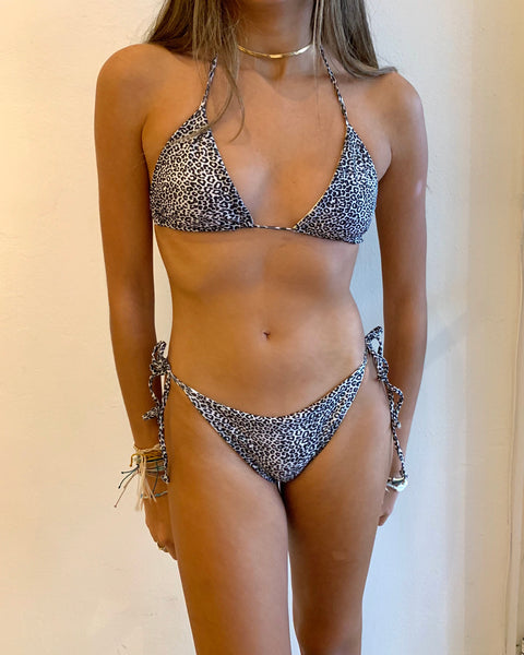ALILA JUNGLE TIE SIDE BIKINI SET