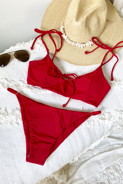 CHERRY ON TOP BIKINI SET