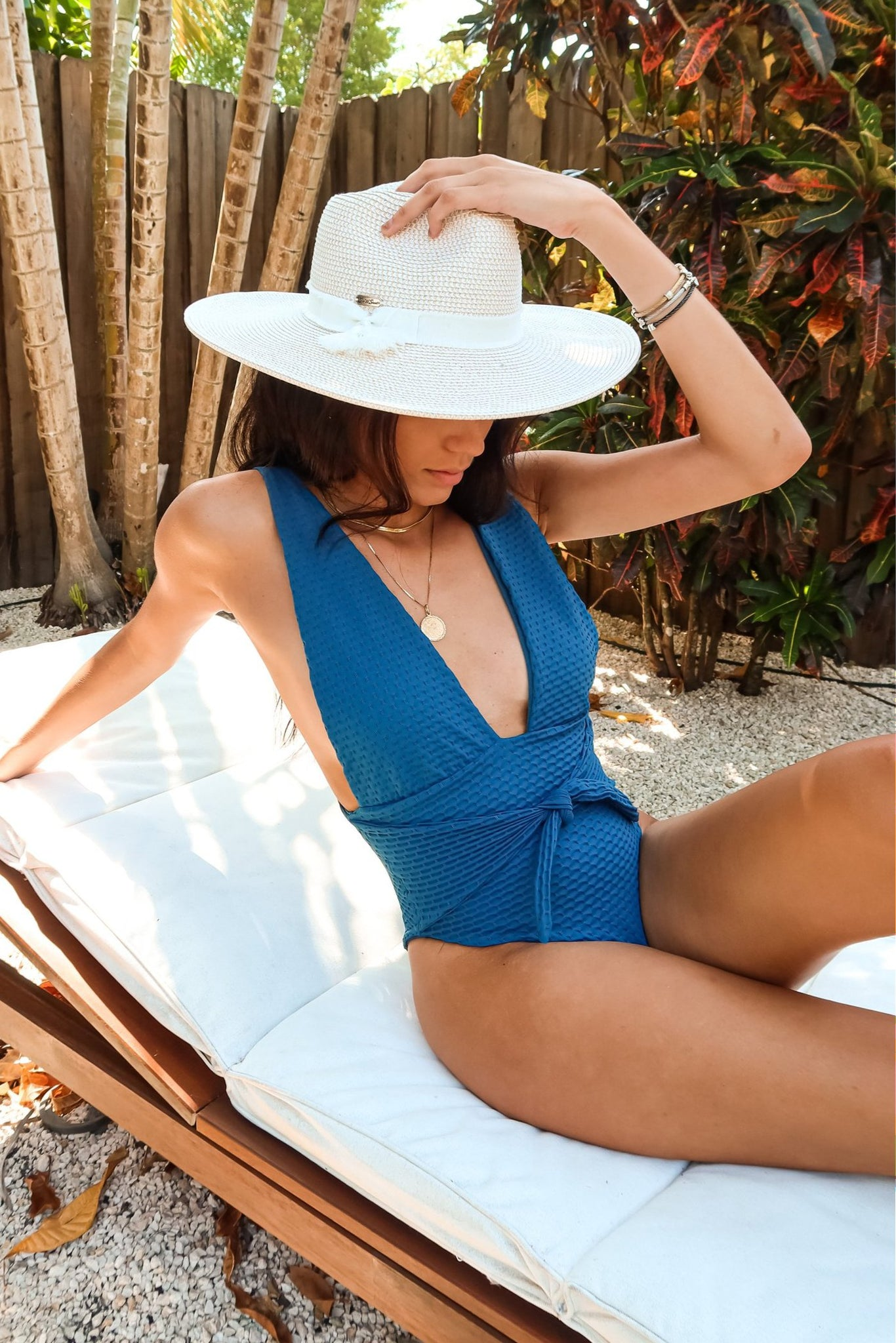 PALISADES ONE PIECE - TEAL