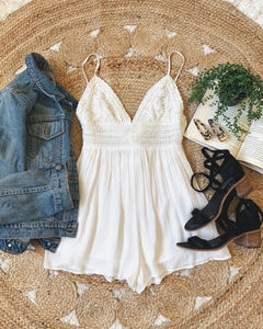 FOUNTAIN VALLEY ROMPER