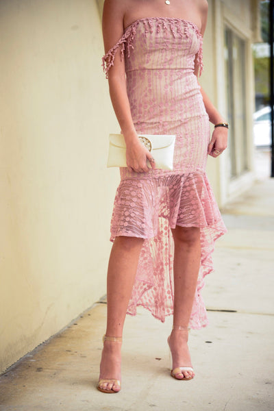 SONORA LACE DRESS