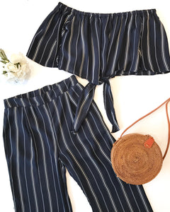 HOME ROOM PANT SET