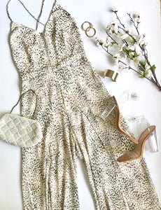 GENEVA DAYS JUMPSUIT