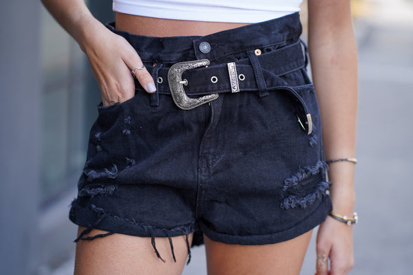 SOUTHERN BELTED SHORTS