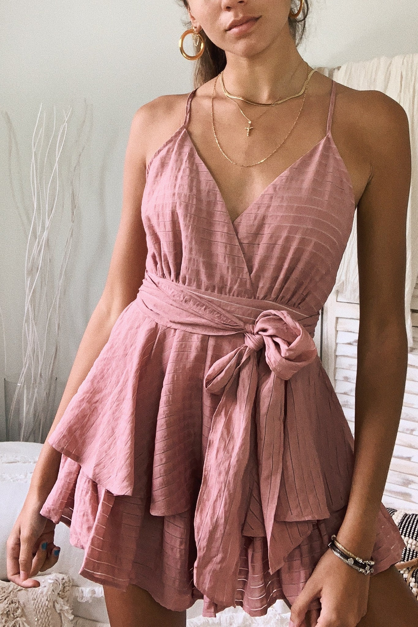 IN THE MOOD ROMPER