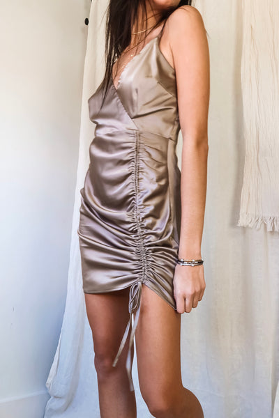 MEANT TO BE MINI DRESS