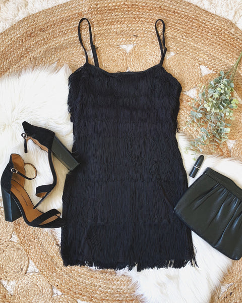 SWING OF THINGS MINI DRESS