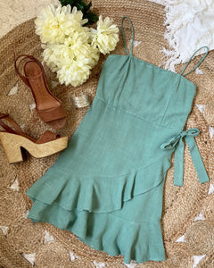 SPRING FLING MINI DRESS