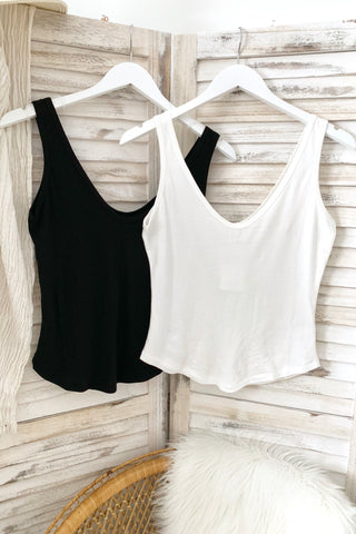 BEACH BABE SCOOP TANK