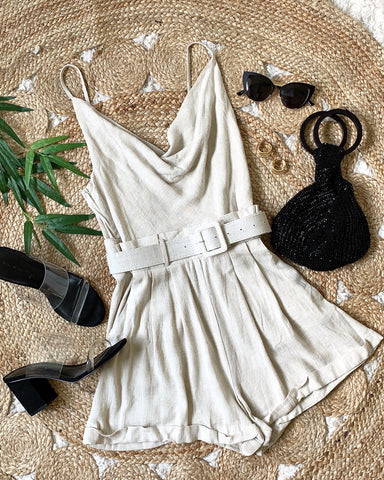 SWEET MELODY ROMPER
