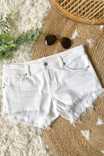 RACHEL DENIM SHORT