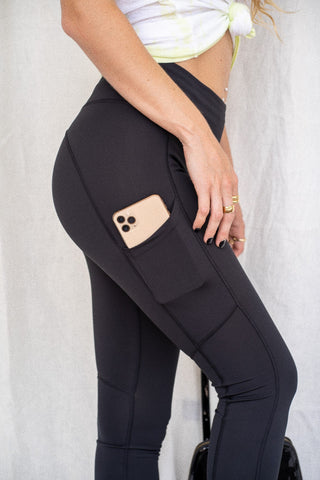 POCKETED WORKOUT LEGGING