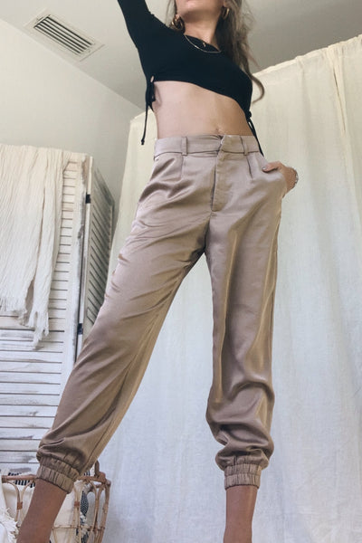 MOMENT OF SURRENDER PANT - BRONZE