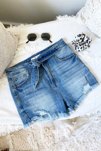 DEVON DENIM SHORTS