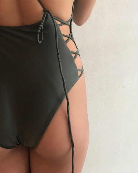 BODHI ONE PIECE - OLIVE
