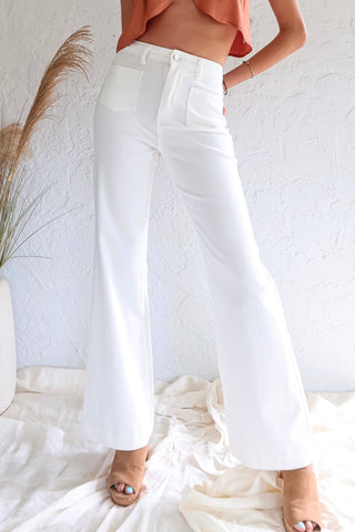 JUST A FLING DENIM PANT