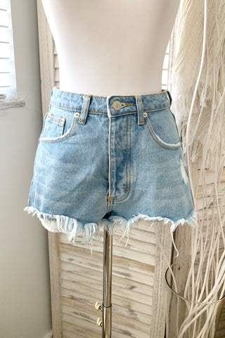 STELLA DENIM SHORT