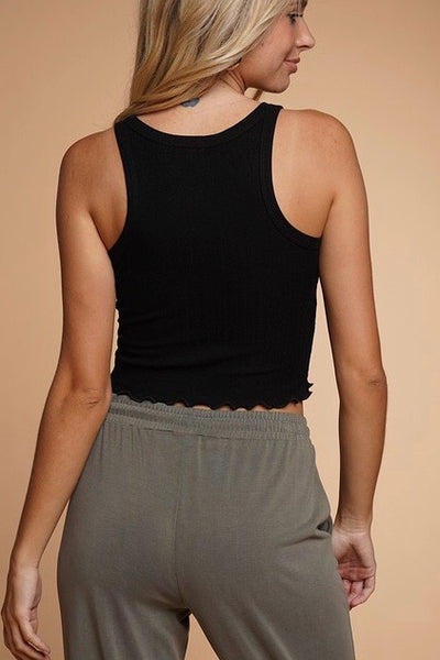 SONESTA CROP TOP