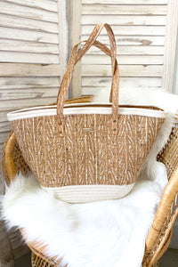 TRÓPICO BEACH BAG