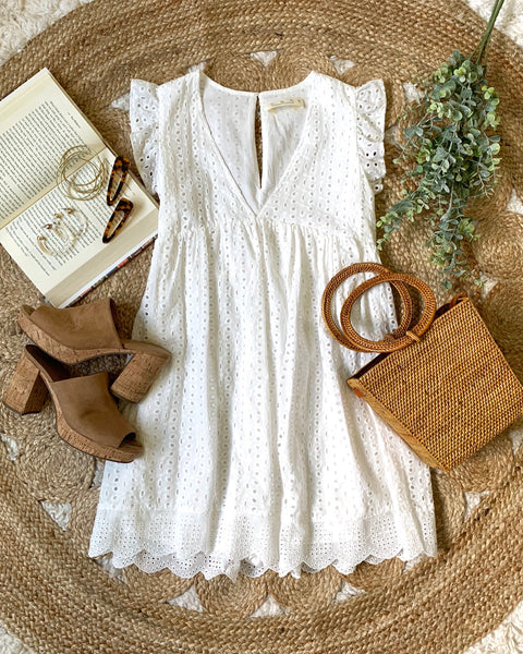 SWEET DAYDREAMS MINI DRESS