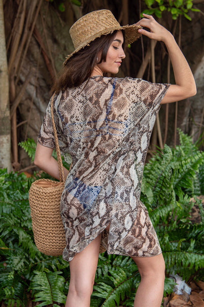 WILD COLLECTION KAFTAN