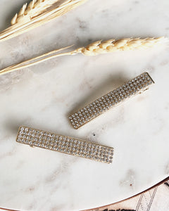 VIVIAN BARRETTE SET