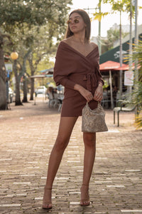 LA DOLCE VITA SWEATER DRESS